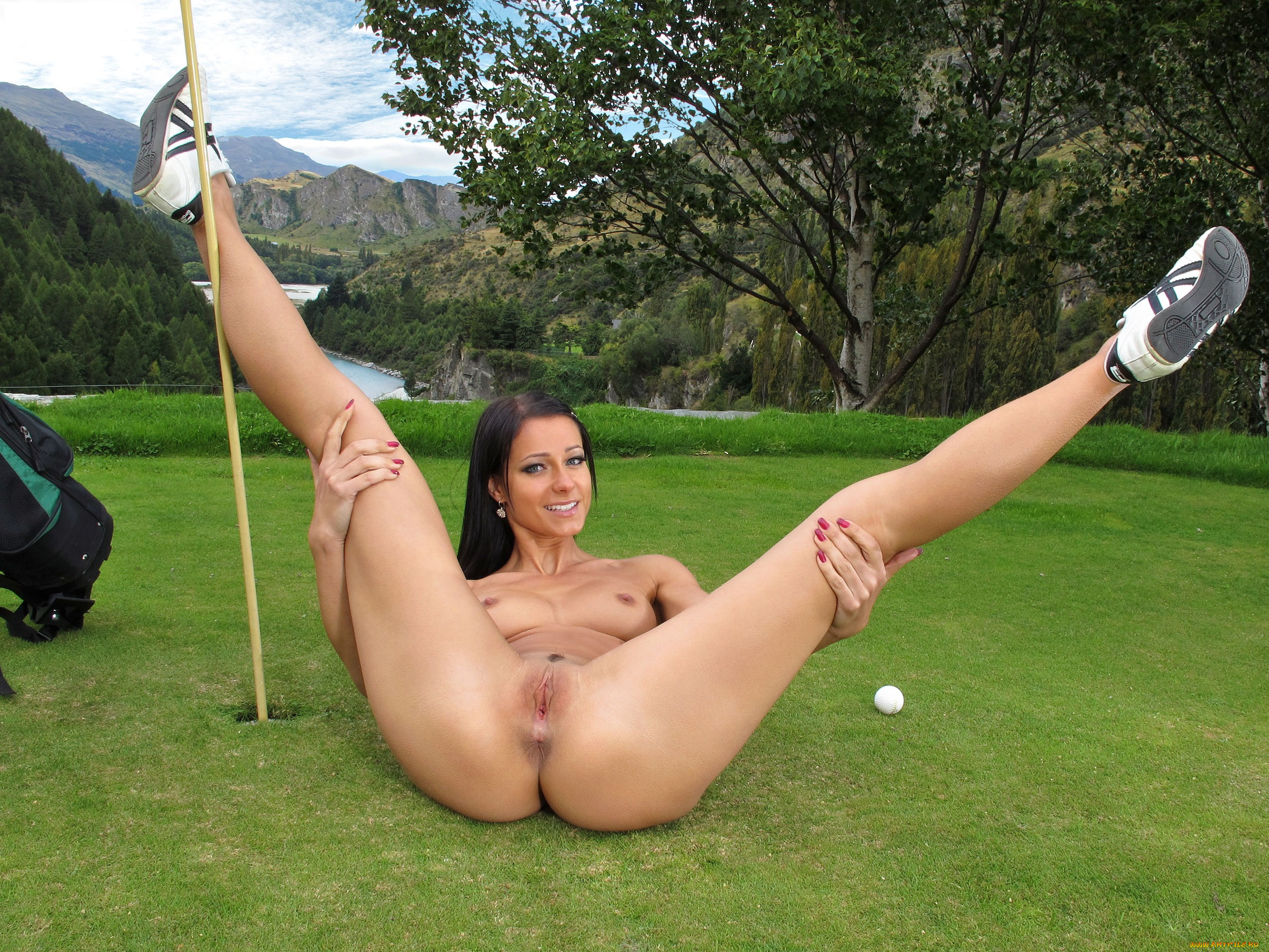 Nude golf xxx xxx slut